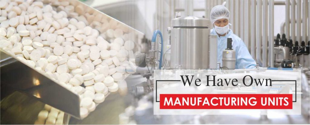 Baddi Best Third Party Pharma Manufacturing Company