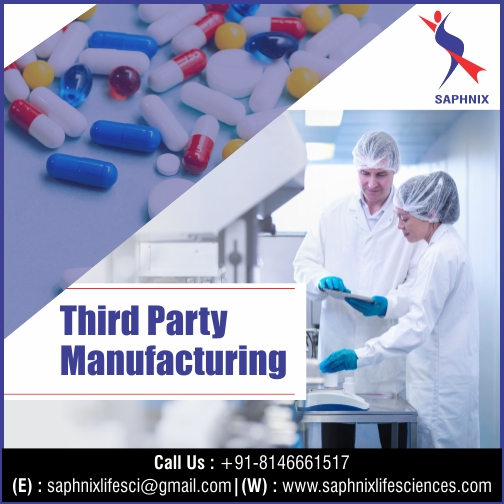 Third Party Pharma Manufacturing for Ophthalmic Range