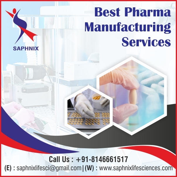 Third Party Pharma Manufacturing in Manesar